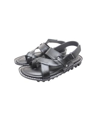 Micro Comfort AP-04 Black Men Sandals