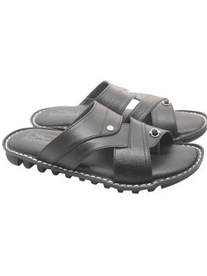 Micro Comfort AP-10 Black Men Sandals