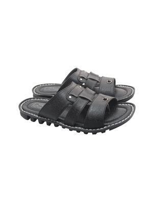 Micro Comfort AP-11 Black Men Sandals