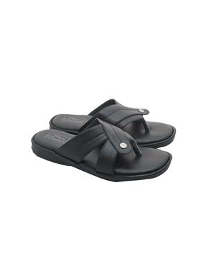 Micro Comfort AP-14 Black Men Sandals
