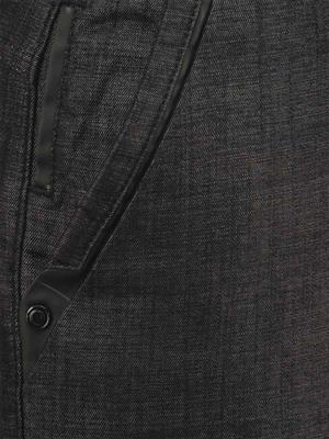 Apris A6412 Black Men Trouser