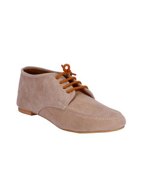 Fashion Mafia AS-1BG Beige Women Casual Shoe