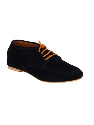 Fashion Mafia AS-1B Black Women Casual Shoe