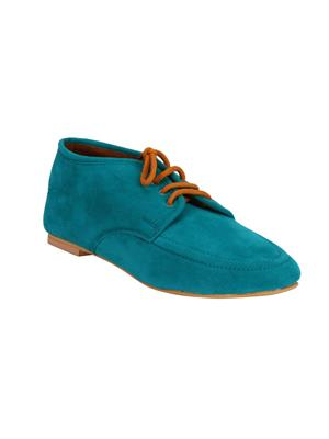 Fashion Mafia AS-1GR Green Women Casual Shoe