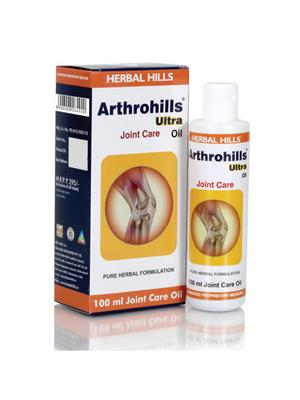 Herbal Hills At059 Natural Arthrohills Ultra Oil