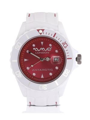 Wavelondon ATLANTIC-WL-ATL-Red Men Watch