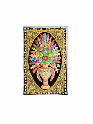 Artist Haat AZW0093 Multicolored wall Frame