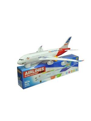 Rahul Musical Aeroplane Toy