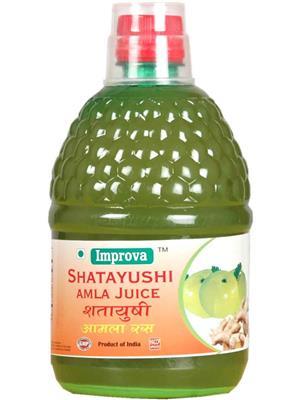 ImproveHerbal Amla 400 ml Ayurvedic Juice