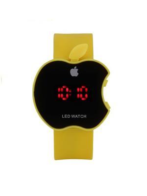 Green Mart Ap Wch 04 Yellow Men Watch