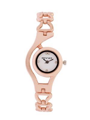 Green Mart Ap Wch 65 Golden Women Watch