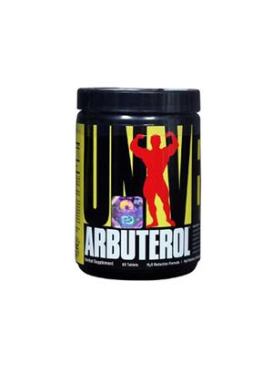 Universal Nutrition Arbuterol, 60 tablet(s) Unflavoured