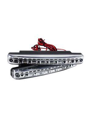 shosha Auto278 Autowizard 8 Led Daytime Running  Drl Light For Fiat Linea