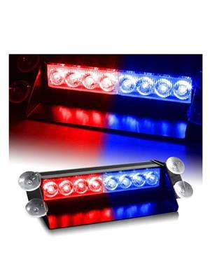 shosha Auto87 Car Vastra Car Mob - Led Drl Daytime Running Lights Waterproof