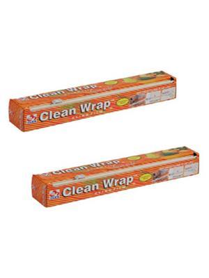 Clean Wrap B8Cy100 Transparent Wrap Combo