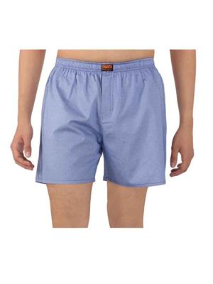 Magneto BAMBOO_MAR Blue Men Boxer