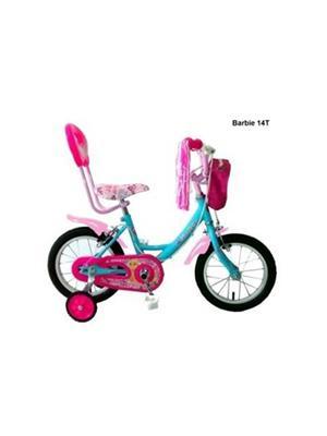 KROSS BARBIE 14  Pink Baby & Kids Bicycle 3-5y