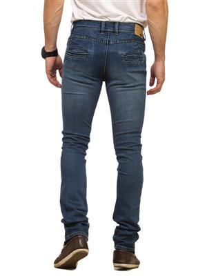 Boom B101 Blue Men Jeans