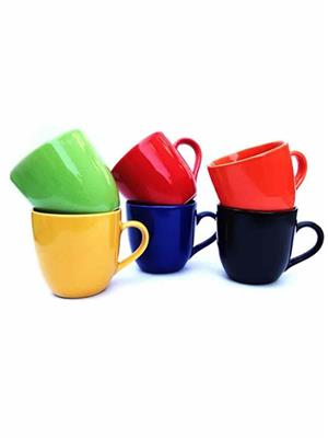 Buyers Beach BB168  Elegant Multicolor Cup Set Of-6