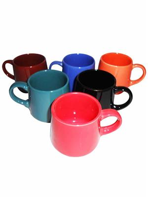 Buyers Beach BB180  Elegant Multicolor Tumbler Mug Set Of-6