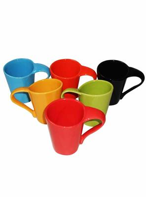 Buyers Beach BB205  Delux Color-Scoop Cup Set Of-6