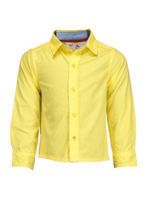 Budding Bees BB928 Yellow Girl Shirt