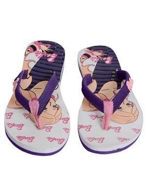 Barbie BB13 Purple Girls Slippers