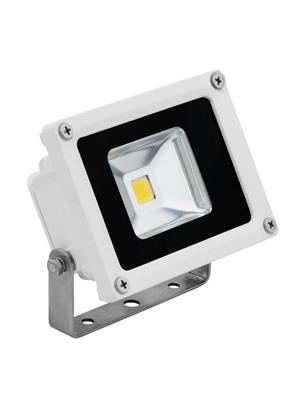 Best Deal Bd-Fl4 White Led 10W Flood Light Set Of 2