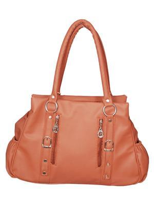 Best Deal BD-LP10107 Brown Women  Shoulder Bag