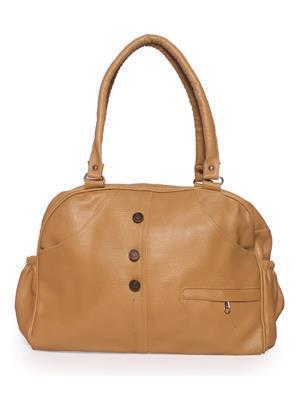 Best Deal Bd-Lp161 Yellow Women Shoulder Bag