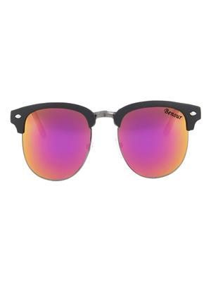 Benour BENCBM006 Multicolored Unisex Wayfarer Sunglasses