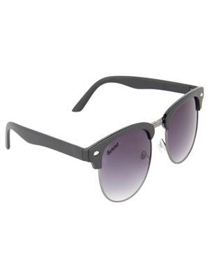 Benour BENCBM008 Black Unisex Wayfarer Sunglasses