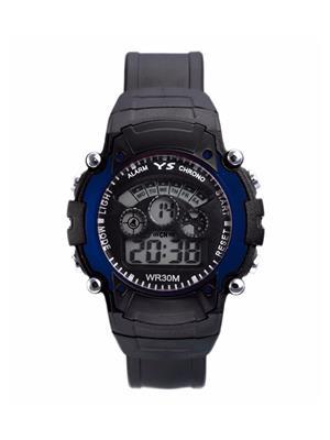 B4u Fashion BFWAT1022 Black Men Digital Watch
