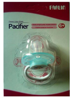 Farlin Bf 003S - Blue Unisex-Baby Pacifiers