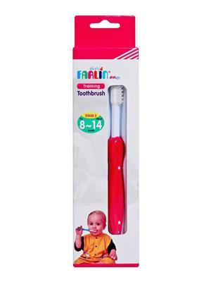 Farlin Bf 118-3 - Pink Unisex-Baby Dental Care