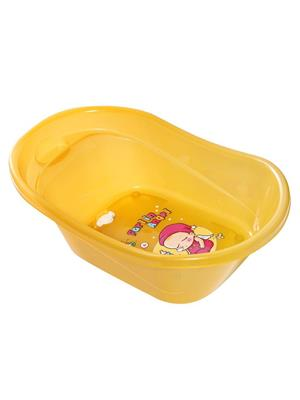 Farlin Bf 178B - Yellow Unisex-Baby Bathing Tubs & Seats