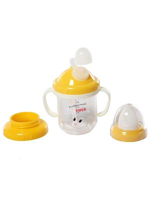 Farlin Bf 18902 - Yellow Unisex-Baby Training Cup