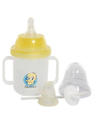 Farlin Bf 19801 - Yellow Unisex-Baby Training Cup