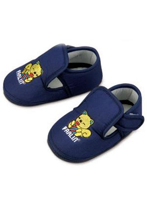 Farlin Bf 397 - Blue Unisex-Baby Shoes
