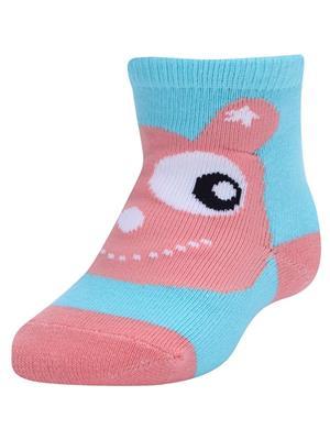 Farlin Bf 403C - Pink Unisex-Baby Socks