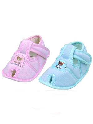 Farlin Bf 474 - Light Pink Unisex-Baby Shoes