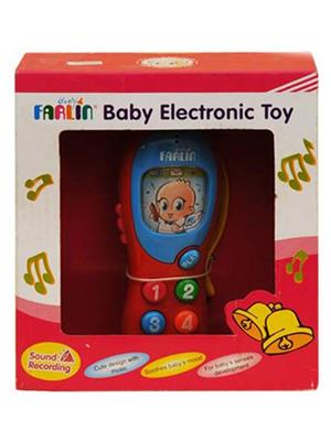 Farlin Bf 767 Unisex-Baby Electronic Toy