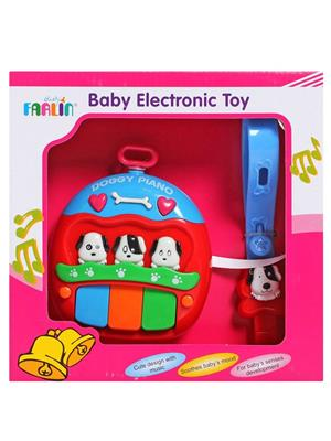 Farlin Bf 798 Unisex-Baby Electronic Toy