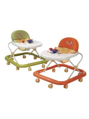Farlin Bf 876A - Green Unisex-Baby Walkers