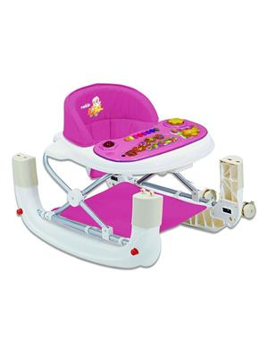 Farlin Bf 880 - Pink Unisex-Baby Walkers
