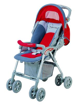 Farlin Bf 885A - Red Unisex-Baby Strollers & Prams