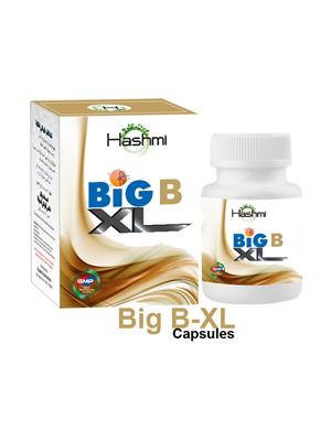 Herbal Breast Enlargement Treatment (Big-B-XL Capsules)