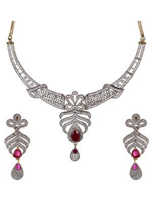 Birka Jewels BJAZADS001070 Silver Women Jewellery Sets