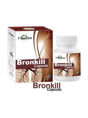 Herbal Asthma Treatment (Bronkill Capsules)