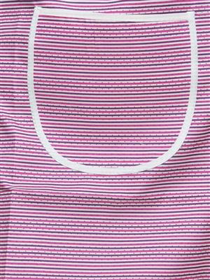Beautiful Lady APRN07 Pink Apron